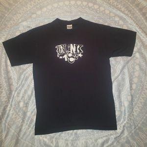 Blink 182 Pop Disaster tour concert t shirt